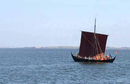 Vikingeskib Freja Byrding
