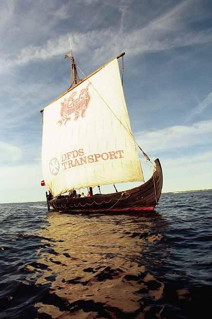 Vikingeskib Imme Struer - Imme Aros